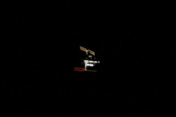 Space Station through Telescope Atlantia (page 3) - Pics ...