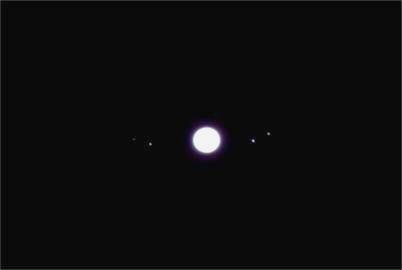 welchen planeten kann man sehen