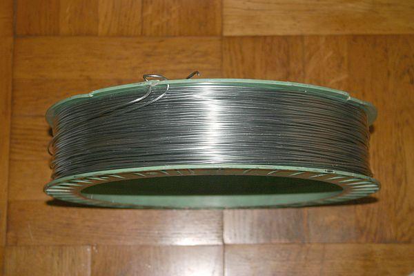Zinn draht kaufen 2 5mm reinzinn 99 9 for Silberdraht kaufen
