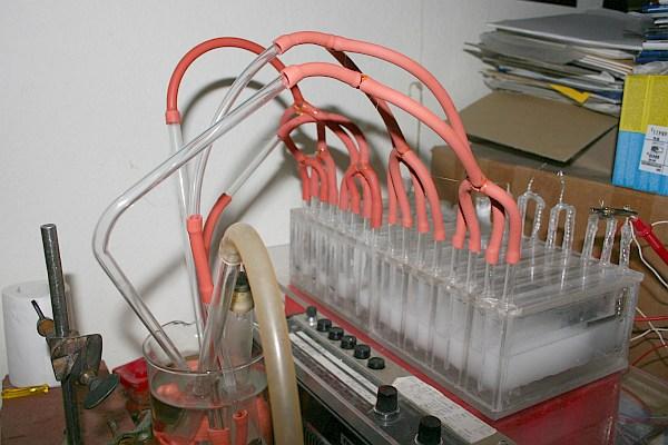 Bekannt Wasserstoff Elektrolyse Brennstoffzelle Nickel-Schaum Nickel-Draht WR02